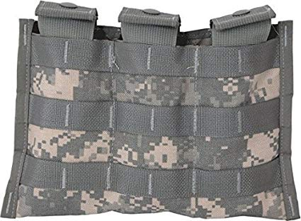 MOLLE 3 Magazine Shingle Pouch
