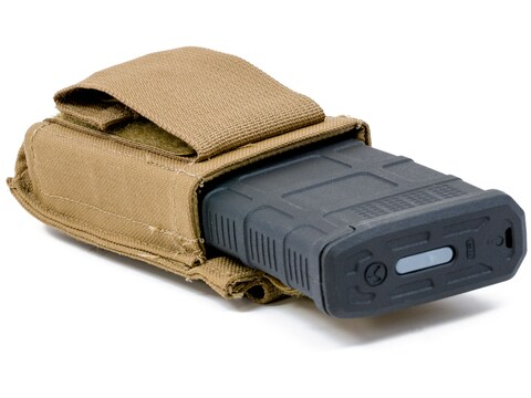 USMC Issue Speed Reload Pouch For AR-15 + M-16 Magazines
