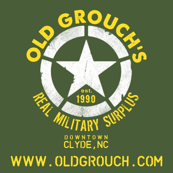 old grouchs surplus