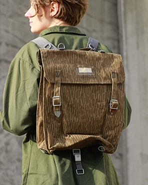 East Germany Splinter Camo Backpack
