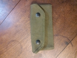 Vintage WWII Utility Pouch