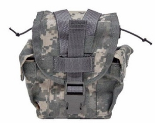 MOLLE Canteen Cover & Multipurpose Pouch