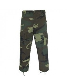 Children's Woodland Camo Pants
