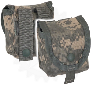MOLLE Grenade Pouch/ Mosin Nagant Clip Pouch/ M1 Carbine 15rd Mag Pouch