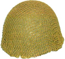 Real WWII US Army Helmet Nets